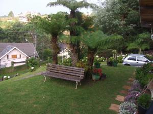 A garden outside Komkafé - Zimmer Frei