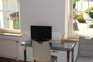 TV/Unterhaltungsangebot in der Unterkunft Hotel Adler Treuchtlingen