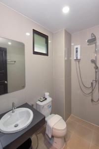 Ein Badezimmer in der Unterkunft Lampang Vintage