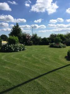 En have udenfor Vejle Golf Bed & Breakfast