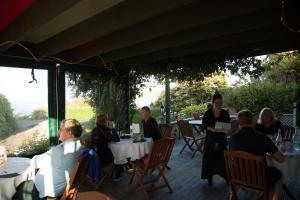 A restaurant or other place to eat at Church Hill Boutique Lodge & Restaurant