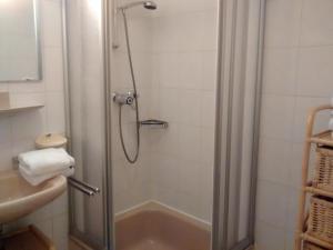 Ein Badezimmer in der Unterkunft Sonnenpark