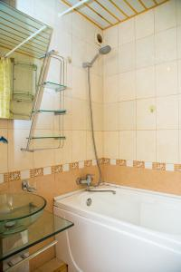 Ванная комната в Двухкомнатная квартира
