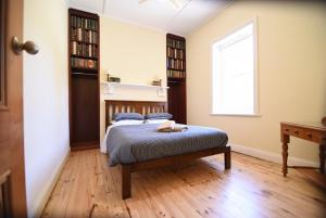 A bed or beds in a room at Bungaree Station