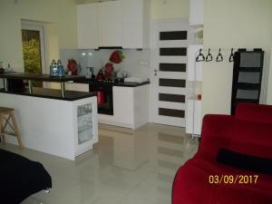 Kuchnia lub aneks kuchenny w obiekcie Casa Pablo