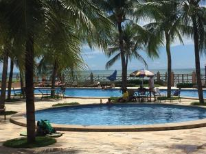 A piscina localizada em Residence Kariri Beach Cumbuco ou nos arredores