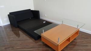 A seating area at Apartments Nosovikhinskoye 25-4
