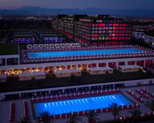 A view of the pool at Adam & Eve - Adult Only or nearby