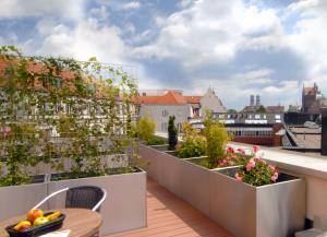 A balcony or terrace at AdvaStay by KING's
