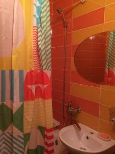 "A bathroom at Apartments ""Ruso Turisto"""