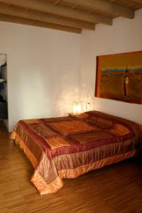 A bed or beds in a room at Lake LEK