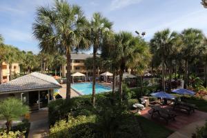 Uma vista da piscina em Westgate Leisure Resort ou nos arredores