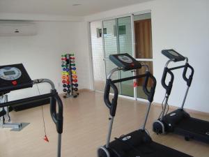 Academia e/ou comodidades em Flat Beira Mar Manaíra