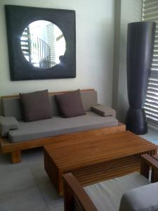 A seating area at Penthouse 239 - Sea Temple Port Douglas