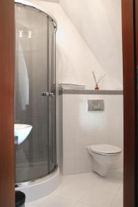 Łazienka w obiekcie Villa Park