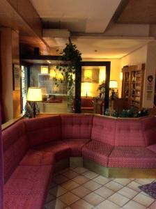 Лобби или стойка регистрации в Hotel Piave
