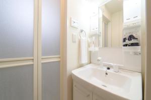 A bathroom at Kiyomizu Sannenzaka