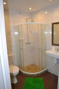 Ванная комната в Apartment in the center