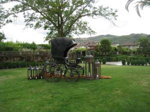 Jardín al aire libre en O Retiro do Conde