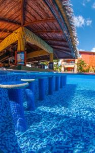 The swimming pool at or near Infinity Bay, Spa & Beach Resort