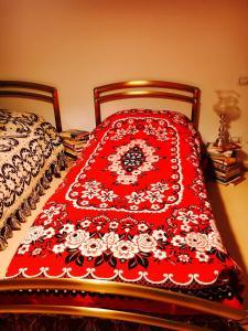 Letto o letti in una camera di Marilu Home