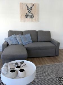 A seating area at De Haan-Molendreef
