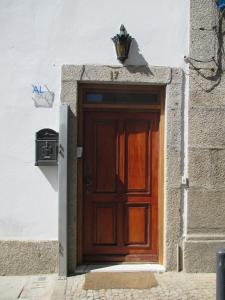 The facade or entrance of Guesthouse da Sé