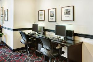 The business area and/or conference room at Four Points by Sheraton Halifax