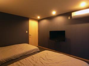 金澤田丸屋にあるベッド