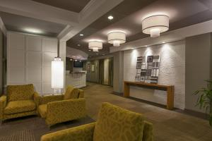 A seating area at Best Western Premier Hotel Aristocrate