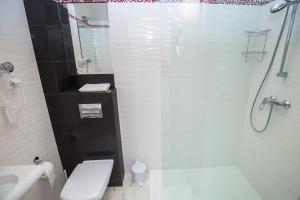 Łazienka w obiekcie Hotel Vela