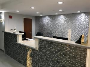 The lobby or reception area at Inn at Portland
