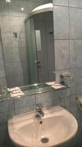 Ванная комната в Hotel Ligovskiy 44