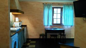 Una cocina o zona de cocina en La Searila