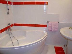 A bathroom at Dzhon Govard Studio