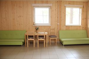 Гостиная зона в База отдыха Связист