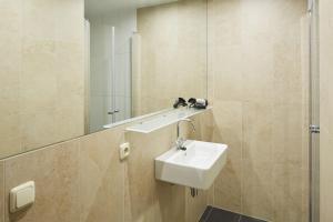 Een badkamer bij Efteling Loonsche Land Hotel