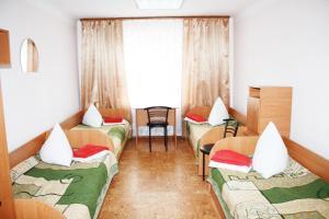 Гостиная зона в Отель Выдубичи