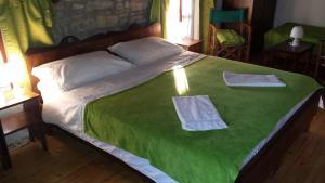 Letto o letti in una camera di Il Riccio E Il Gufo
