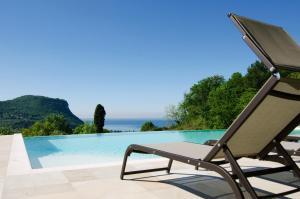 The swimming pool at or close to Ca' Barbini Resort