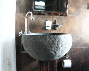 A bathroom at Villa Jovan