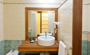 A bathroom at Iara Beach Hotel Boutique
