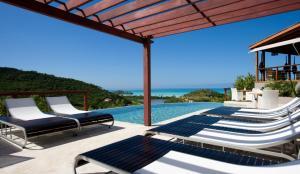 The swimming pool at or near Sugar Ridge Resort