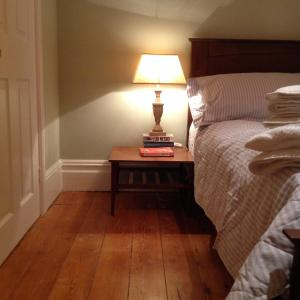 A bed or beds in a room at 44 Queen Street