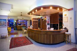 Vstupní hala nebo recepce v ubytování Hotel Playa e Mare Nostrum