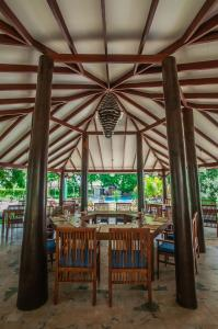 A restaurant or other place to eat at Anantamaa Hotel