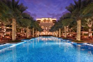 The swimming pool at or near Palace Downtown