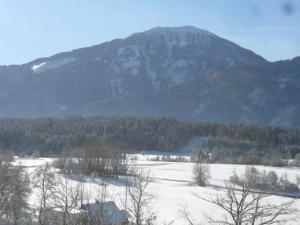Ferienhaus Warmuth im Winter