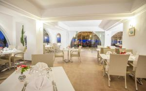 A restaurant or other place to eat at Seabel Aladin Djerba