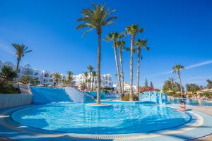 The swimming pool at or near Seabel Aladin Djerba
